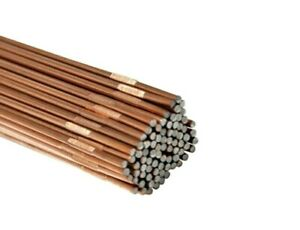 Gas welding rods. Copper coated. Mild steel. 1.6mm, 2.4mm, 3.2mm.. CCMS..