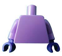 Lego Torso dunkel braun Aufdruck Helm Axt Kopf Gürtel Knochen Neu 973pb3440c01