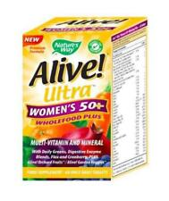 ALIVE! Ultra Women's 50+ Wholefood Plus