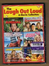 THE LAUGH OUT LOUD 6 SIX MOVIE COLLECTION new dvd THE HOUSE BUNNY + 5 FIVE MORE