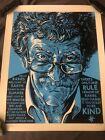 Tim Doyle signed Got to be Kind Kurt Vonnegut Poster/Print #200/200 run VII