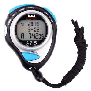 TIS Pro 234 100 Lap Stopwatch Precision Lap Timer ✅ FREE UK SHIPPING ✅