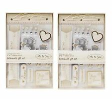 ME to You x2 Bridesmaid Wedding Photo Album Set Bridesmaids Gifts - Tatty Teddy