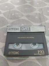 More details for tdk dat tape da-r 120