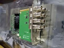 DeckLink 4K Extreme 12G Capture Card with Quad 3G-Sdi Mezzanine card