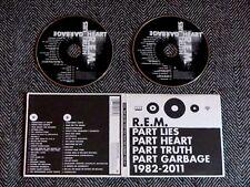R.E.M - Part lies Part heart Part truth Part garbage 1982-2011 - CD