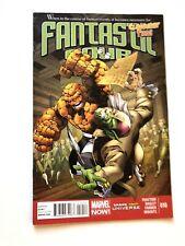 Fantastic Four #10 Marvel Now Skrulls Marvel Comics