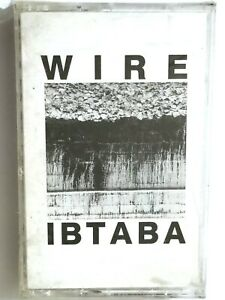 WIRE SEALED IBTABA TAPE CASSETTE ALTERNATIVE MUTE RECORDS 89 NEW WAVE ELECTRONIC