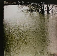Bon Iver for Emma Forever Ago LP Vinyl 33rpm 2008