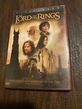 The Lord of the Rings: The Two Towers (Dvd, 2003, 2-Disc Set) Widescreen