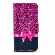 Patterned Synthetic Leather Cases & Covers for iPhone 5c