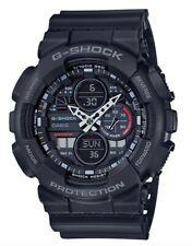 Casio G-Shock *GA140-1A1 Anadigi Black Resin Watch for Men Ivanandsophia