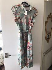 Rare Cath Kidston Tresco Dress Size 12. Brand New With Tags