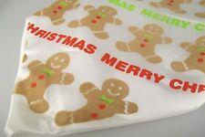 Jumbo/Grande Acolchado Navidad Corbata Pan De Jengibre Hombre Talla Única