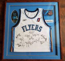 Signed Basketball Jersey NBA Fort Worth Flyers Mavericks Jazz LakersAutographed
