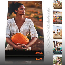 STIHL Wandkalender 2019 NEU Kalender für STIHL-Fans geschmackvoll & erotisch