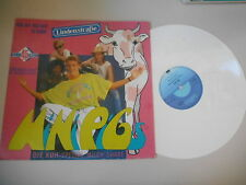 "LP Pop Mini Pigs - Die Kuh 12"" Maxi Disc (3 Song) INTERCORD Lindenstrasse Beimer"