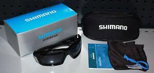 Shimano Speedmaster 2 Polarisationsbrille Polbrille SCHWIMMEND Sunglass NEW OVP