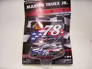 2018 1/64  #78 MARTIN TRUEX JR BASS PRO SHOP    WAVE 12  nascar Authentics