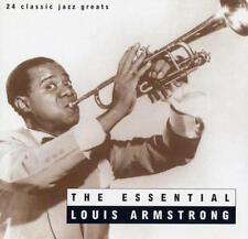 Louis Armstrong–The Essential Louis Armstrong