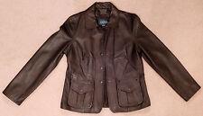 Ralph Lauren 100% Leather Women's Jacket - BRAND NEW
