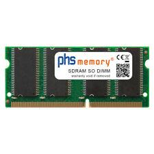 512MB RAM SDRAM passend für Siemens VAS 5052/2 SO DIMM 133MHz Industrie PC-