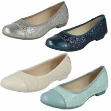 Clarks Ballerinas Party Shoes for Girls