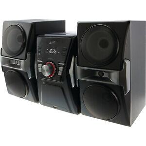 ILIVE IHB624B iLive Bluetooth(R) Home Music System with FM Tuner & LED Lights