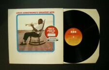 Vinili Louis Armstrong dimensione LP (12 pollici) jazz