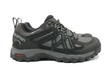 SALOMON Evasion 2 CS Waterproof Mens Outdoor Trail Hiking Trekking Shoe 9.5