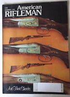 1978 December VTG American Rifleman Magazine Art That Shoots