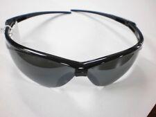 3 PAIR 3000356 JACKSON SAFETY NEMESIS SAFETY GLASSES BLACK FRAMES SMOKE LENSES
