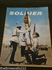 SOLDIER - MAY 1962 - FLARE UP IN GEORGETOWN