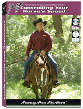 John Lyons Controlling Your Horse's Speed DVD Horse Training