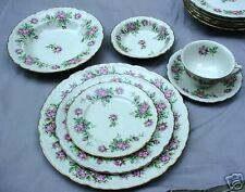 DINNER SET gorgeous roses PRINCESS CHINA PR19 scarce!