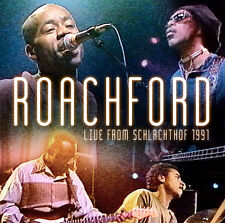 CD Roachford Live From Schlachthof 1991  Mike & The Mechanics