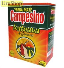Y158 YERBA MATE TEA CAMPESINO ENERGY WITH KATUAVA AND GINSENG