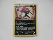 Carte Pokemon Zoroark 100 pv Promo holo !!!