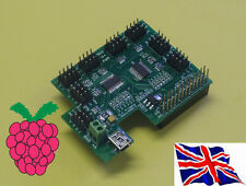 RS-Pi I2C 32 canales 12 bits PMW Servo Board Para Raspberry Pi Model A/B