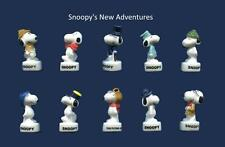 SNOPPY NEW ADVENTURE COLLECTION MINIATURE FRENCH PORCELAIN, Red Baron, Irish