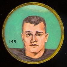 1963 CFL NALLEY'S FOOTBALL COIN #149 MIKE MARTIN EX-NM B C LIONS WASHINGTON
