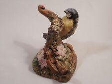 """1989 Royal Doulton Garden Birds Collection Da 3 """"Blue Tit"""" Ceramic Figurine"""