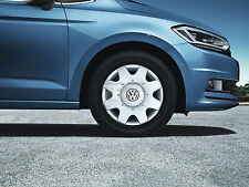 VW Satz Radzierblenden Radzierkappen 1T0071456A silber 16 Zoll