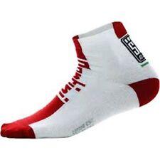 Calcetines de ciclismo rojo