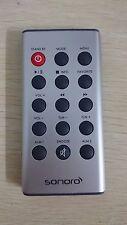 Original remote control for SONORO AU-1800