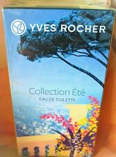 Parfum Yves Rocher Collection Ete Eau de Toilette 75ml  Spray neu OVP Box