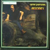 Gene Parsons - Melodies LP VG+ SRS 8703 Vinyl 1979 Record