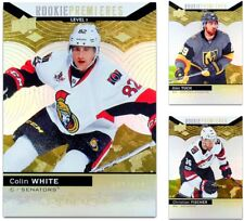 2017-18 Trilogy Rookie Premieres **** PICK YOUR CARD **** From The SET