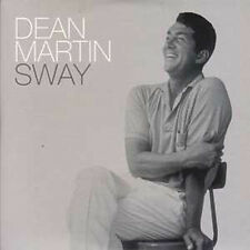 CD Single Dean MARTIN Sway Rare FRENCH promo CARD SLEEVE