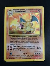 Charizard 3/110 - Holo Rare - Pokemon Card Legendary Collection - Played
